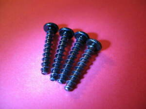 Fluke Bottom Case Screws 77 4 79 Lll 175 177 179 Multimeter Set Of 4