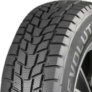 2 new 235 75r15xl Cooper Evolution Winter 109t 235 75 15 Winter Tires