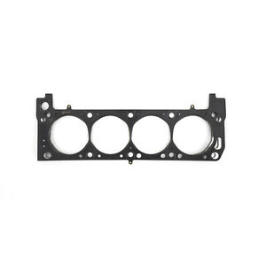 Cometic 075 Mls Head Gasket 4 100 For Ford Small Block Cleveland V8 C5871 075