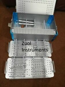 Broken Screw Removal Instruments Set Of Orthopedic Spine Instruments Zuol