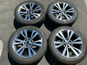 2020 Ford F150 Factory 22 Wheels Tires Oem 10174 Rims Ll1j1007aa Expedition