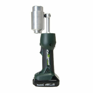 Greenlee Ls50lb Battery powered Knockout Punch Driver