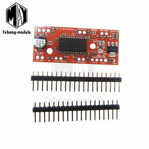 New Easydriver Shield Stepping Stepper Motor Driver V44 A3967 For Arduino A2tm