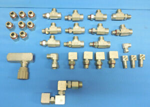 Hydraulic Fittings 33 Pieces