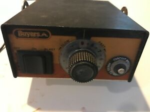 Buyers Products Company Salt Spreader Controller 0105
