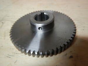 No 60 Gear For Metal Lathe Possible Kbc Machinist Tooling