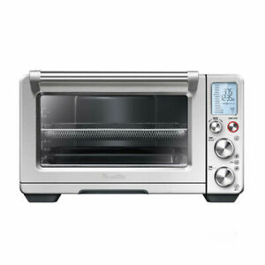 Breville Smart Oven Air Countertop Oven W 13 Cooking Functions 110 120v