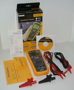 Fluke 1507 Digital Megohmmeter Insulation Resistance Tester New