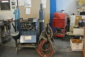 Tig Welder Package Miller Syncrowave 250