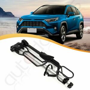 Roof Top Bicycle Universal Car Carrier Rack For One Bikes Cargo With Lock New