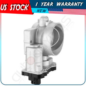 For Chevy Tahoe 4 8l 5 3l 6 0l 2006 2005 2004 2003 Throttle Body 217 2293