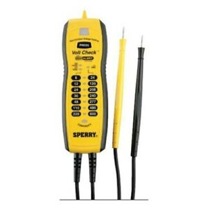 Sperry Vc61000 Volt Check Voltage continuity Tester