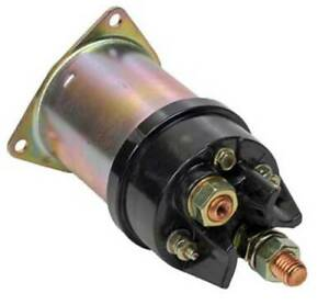 New 12v Solenoid Fits International 4000 4900 Series Ihc Dt 360 408 466 1993997