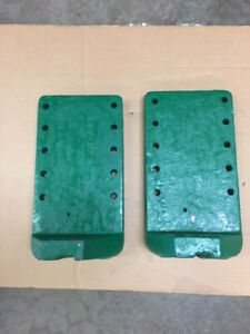 Fender Brckets For John Deere 530 630 And 730 Tractors