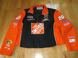 TONY STEWART Home Depot SIMPSON Coca-Cola OLD SPICE (Youth 2XL) Jacket