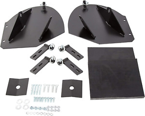 Ecotric Universal Snow Plow Pro wing Blade Extenders extensions For Pw22 Meyer
