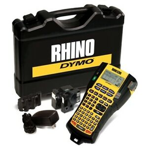 Dymo Rhino 5200hck 5200 Industrial Label Maker Kit