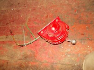 Ford 881 800 Series Tractor Select O Speed Sos Working Shifer
