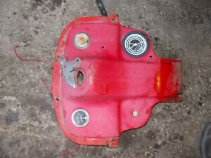 Ford 8n Tractor Engine Motor Late Model Dash Assembly W Tachometer