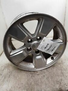Wheel 16x7 Alloy Painted Silver Fits 08 12 Liberty 1781539