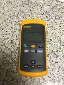 New Fluke 51 Ii Series Thermocouple Thermometer
