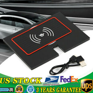 Mobile Phone Wireless Charger 10 Mm Working Distance Quickly Charging Car Parts