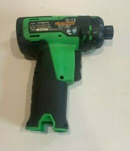 Snap On Cts661 7 2v Screwdriver Impact Driver Drill Tool Only Lithium