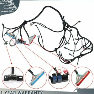 For 1999 2003 4 8 5 3 6 0 Ls1 4l60e Fuel Inj Wiring Harness
