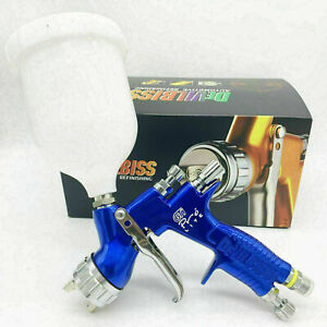 Devilbiss Gti Pro Lite Blue 1 3mm Te20 Nozzle Tool Pistol Spray Gun Paint Cars