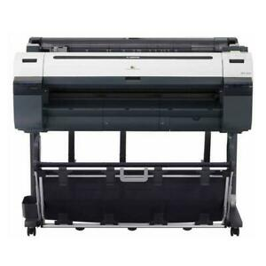 Canon Imageprograf Ipf765 36 Color Wide format Printer
