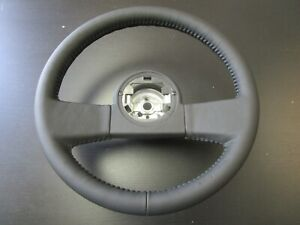 86 89 Corvette Black Leather Steering Wheel New Blem 87 88 C4