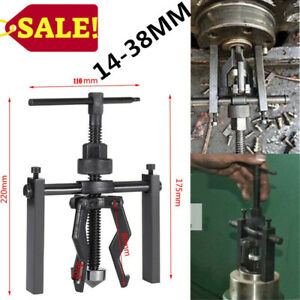 Pilot Bearing Puller 3 Jaw Bushing Gear Extractor Gas Engine Motorcycle Remover