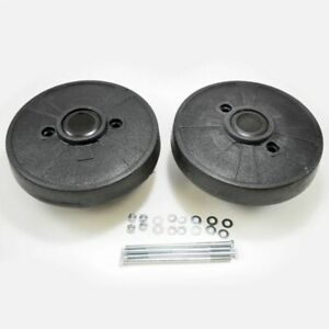 Husqvarna 954050501 Lawn Tractor Wheel Weight Kit Genuine OEM part $116.22