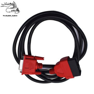 New 6 Obdii Obd2 Cable Snap On Scanner Da 4 For Solus Ultra Eax0068l00c