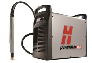 Hypertherm Powermax 105 Plasma Cutter W Cpc 25 Machine Torch 059380