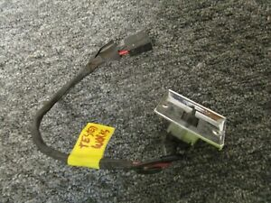 65 66 Corvette Power Antenna Switch Works 327 396 427 Coupe