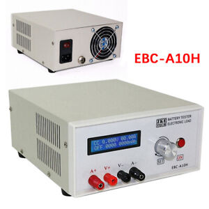110v Pro Electronic Load Battery Discharge Capacity Test Power Performance Test