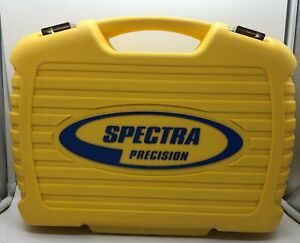 Spectra Precision Lt56 Laser Leveling Tool W Case And Accessories
