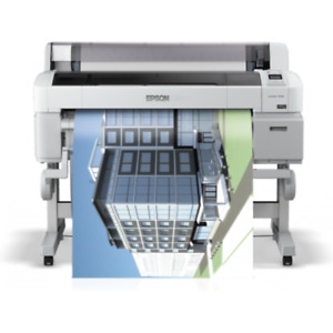 Epson Surecolor Sc t5000 Inkjet Plotter 36 4 Color Wide format Printer