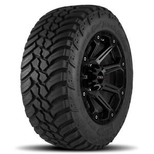 2 37x13 50r22lt Amp Mud Terrain Attack Mt 123q E 10 Ply Bsw Tires