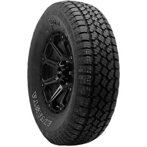 4 lt275 65r18 Advanta Atx 750 123r E 10 Ply Whilte Letter Tires