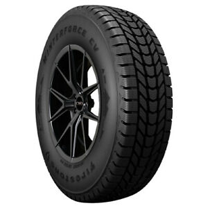 2 215 55r16 Firestone Winterforce Cv 97r E 10 Ply Bsw Tires