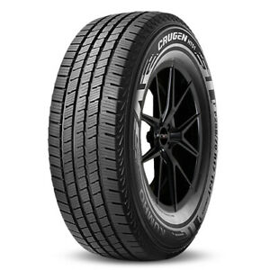 2 P265 75r16 Kumho Crugen Ht51 114t B 4 Ply Bsw Tires