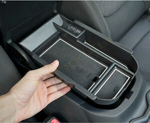Accessories Armrest Console Central Slot Storage Box For Toyota Rav4 2019 2021