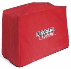 Lincoln K886 2 Large Canvas Cover For Eagle Ranger Welding Machines