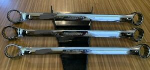 Snap On Tools 3 Pc 12 Point Sae Flank Drive Standard 10 Offset Box Wrench Set