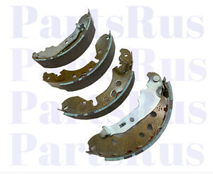 Genuine Smart Fortwo Rear Shoes Ts Drum Brake Lining