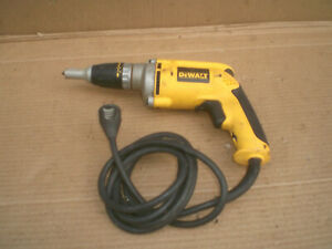 Dewalt Dw272 Drywall Screw Gun