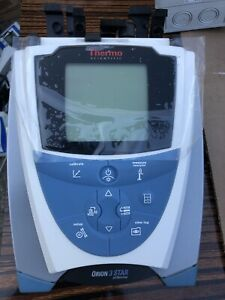 Thermo Scientific Orion 3 Star Do Benchtop Dissolved Oxygen Meter No Probe