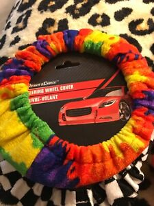 Driver S Choice Terry Cloth Steering Wheel Cover In Variety Of Colors